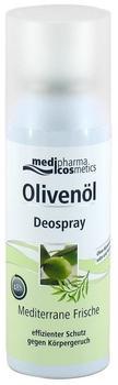 Medipharma Olivenöl Deospray Mediterrane Frische (125 ml)
