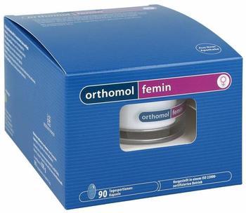 Orthomol Femin Kapseln (180 Stk.)