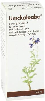 Dr Willmar Schwabe GmbH & Co KG UMCKALOABO Lösung 100 ml