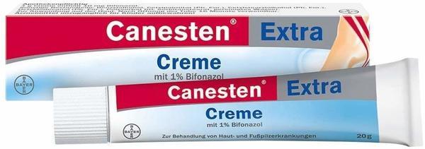 BAYER CANESTEN extra Creme 20 g