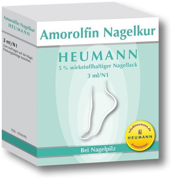 Amorolfin Nagelkur 5 % Nagellack (3 ml)