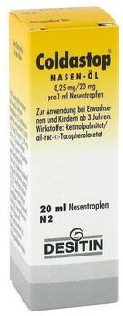 Coldastop Nasenöl (20 ml)