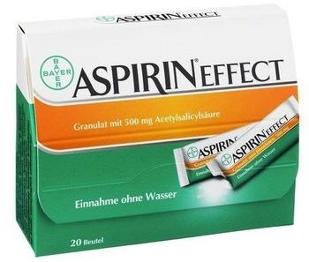 Aspirin Effect Granulat (20 Stk.)