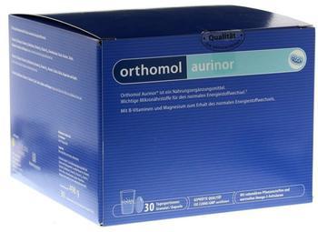 Orthomol Aurinor Granulat/Kapseln (30 Stk.)