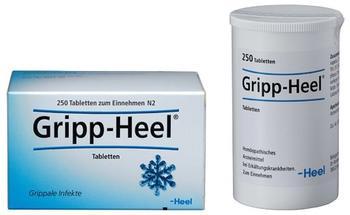 Heel Grippheel Tabletten (250 Stk.)