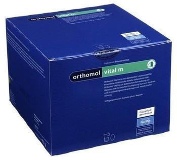 Orthomol Vital F Grapefruit Kombipackung Granulat & Kapseln (30 Stk.)