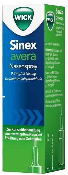 Wick Sinex Avera Nasenspray (15 ml)