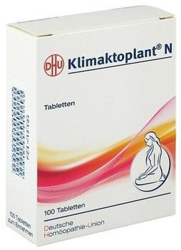 DHU Klimaktoplant N Tabletten (100 Stk.)