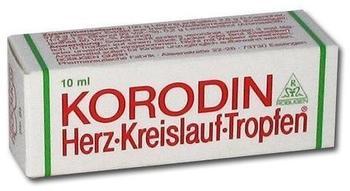 Korodin Herz-Kreislauf-Tropfen (10 ml)