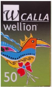 Wellion CALLA Blutzuckerteststreifen (50 Stk.)