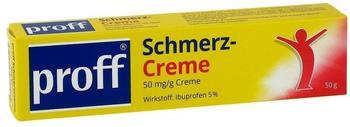 Proff Schmerzcreme 5% (50 g)