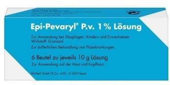 Epi Pevaryl P.v. Beutel Lösung (6 x 10 g)