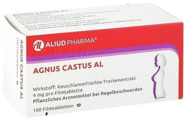 Aliud AGNUS CASTUS AL Filmtabletten