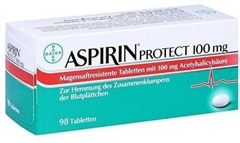 Aspirin Protect 100 mg Tabletten (98 Stk.)
