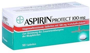 Aspirin Protect 100 mg Tabletten (98 Stk.)