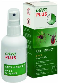 Care Plus Deet Anti-Insect Spray 40%