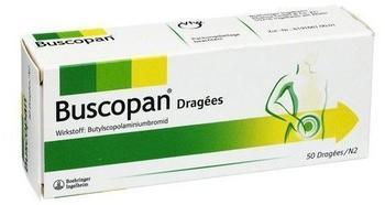 Buscopan Dragees (50 Stk.)