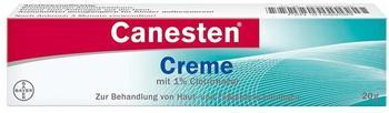 BAYER CANESTEN Creme 1% 20 g