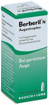 Dr Gerhard Mann BERBERIL N Augentropfen 10 ml