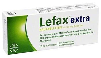 Lefax extra Kautabletten (20 Stk.)