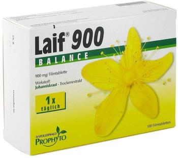 BAYER LAIF 900 Balance Filmtabletten 100 St