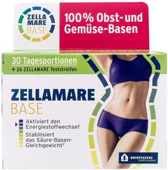 Quintessenz Health Products Zellamare Base und Basenstreifen (30 Stk.)