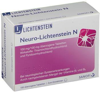 Neuro Lichtenstein N Dragees (100 Stk.)