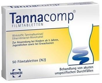 Tannacomp Tabletten (50 Stk.)