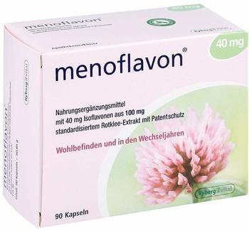 Kyberg Experts GmbH MENOFLAVON 40 mg Kapseln 90 St
