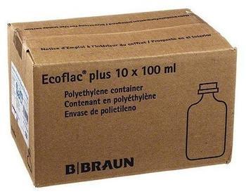 B. Braun Kochsalzloesung 0,9% Miniflac 10 x 100 ml