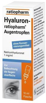 Hyaluron Augentropfen (10 ml)