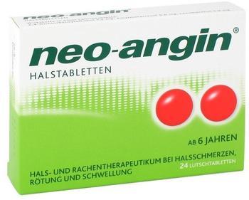 Neo-Angin Halstabletten (24 Stk.)