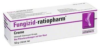 Ratiopharm FUNGIZID ratiopharm Creme 50 g