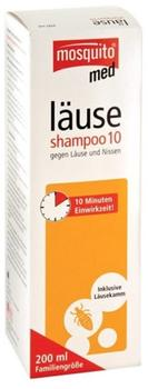 Mosquito med Läuse Shampoo 10 (200ml)