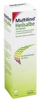 Multilind Heilsalbe m. Nystatin (100 g)