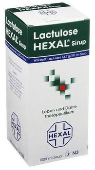 Hexal Lactulose Sirup (1000 ml)