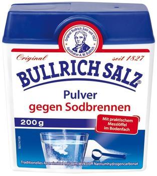 Bullrich Salz Pulver (200 g)