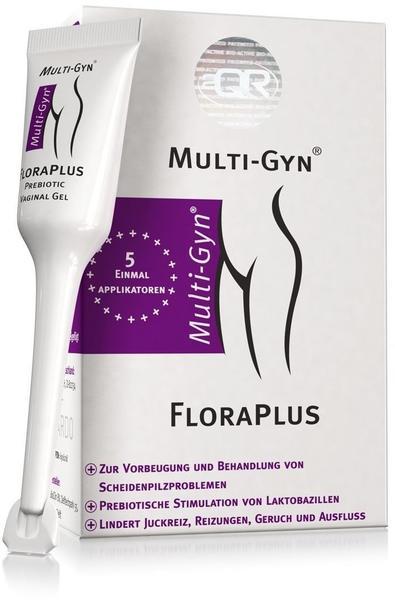 ARDO MULTI-GYN FloraPlus Gel 5X5 ml