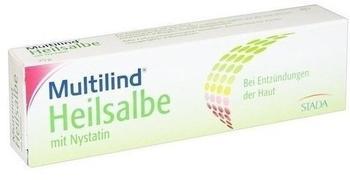 STADA MULTILIND Heilsalbe mit Nystatin u. Zinkoxid 25 g