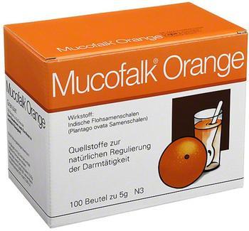 Mucofalk Orange Beutel Granulat (100 Stk.)
