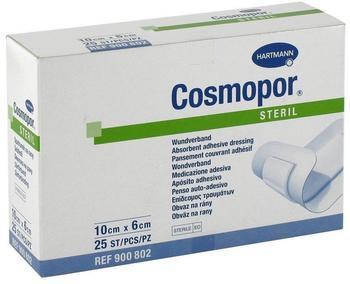 Hartmann Cosmopor Steril 6 x 10 cm (25 Stk.)