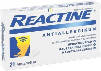 Reactine Tabletten (21 Stk.)