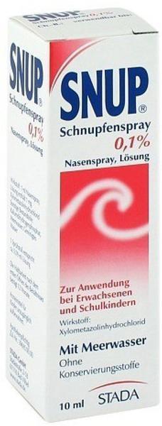 Ladival SNUP Schnupfenspray 0,1% Nasenspray 10 ml