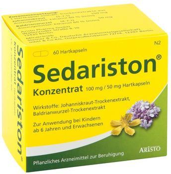 Sedariston Konzentrat Kapseln (60 Stk.)