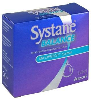 Systane Balance Augentropfen (3 x 10 ml)