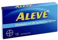 BAYER ALEVE Filmtabletten 12 St