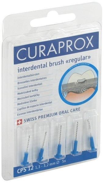 Curaden Curaprox CPS regular 12 Blau (5 Stk.)