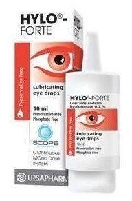 Hylo Gel Augentropfen (10 ml)