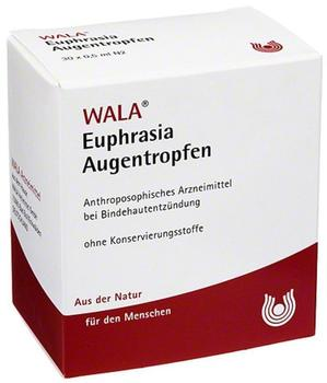 Wala-Heilmittel Euphrasia Augentropfen (30 x 0,5 ml)