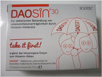 Sciotec Daosin Kapseln (30 Stk.)